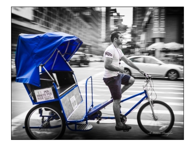 Blue Bike NYC