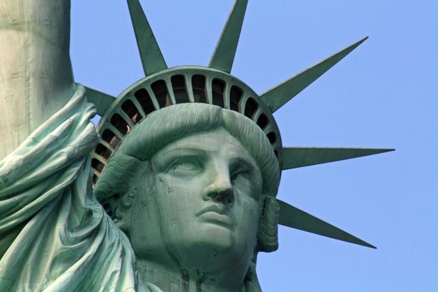 Liberty Close up