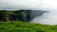 Misty Cliffs of Moher